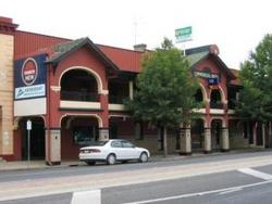 Commercial Hotel Benalla - Accommodation Melbourne