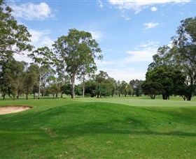 Singleton Golf Club - Accommodation Melbourne