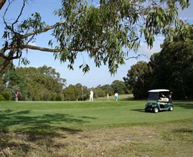 Leongatha Golf Club - Accommodation Melbourne