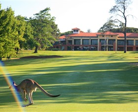 Royal Canberra Golf Club - Accommodation Melbourne