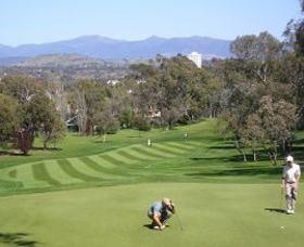 Fairbairn Golf Club - Accommodation Melbourne