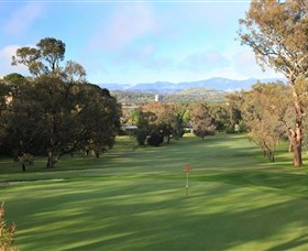 Federal Golf Club - Accommodation Melbourne