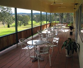 Woodenbong and District Golf Club - Accommodation Melbourne