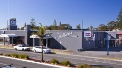 Bellevue Hotel Tuncurry - Accommodation Melbourne
