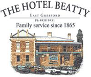 Beatty Hotel - Accommodation Melbourne