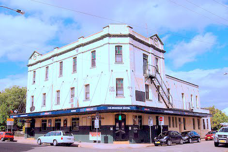 Caledonian Hotel - Accommodation Melbourne