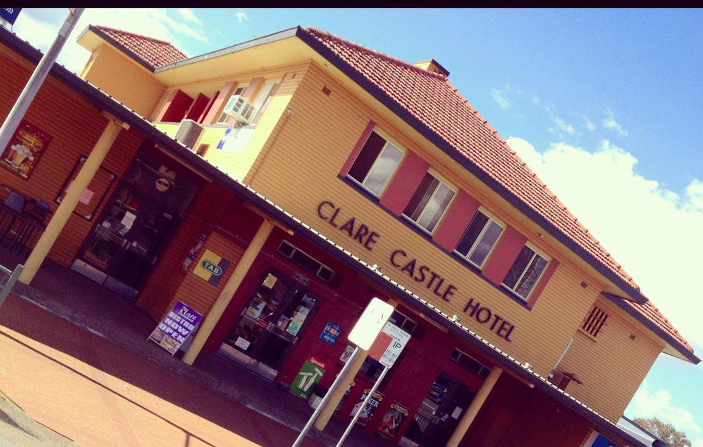 Clare Castle Hotel - Accommodation Melbourne