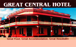 Great Central Hotel - Accommodation Melbourne