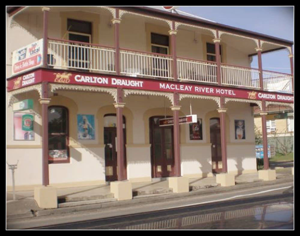 Macleay River Hotel - Accommodation Melbourne