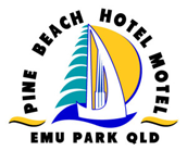 Pine Beach Hotel-Motel - Accommodation Melbourne