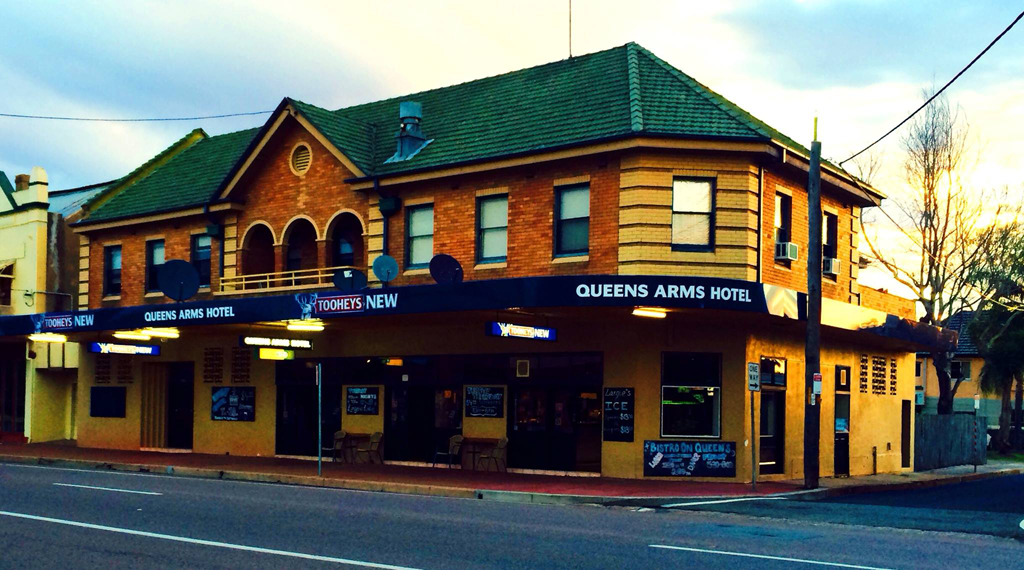 Queens Arms Hotel - Accommodation Melbourne
