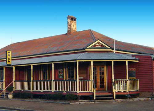 Maidenwell Hotel - Accommodation Melbourne