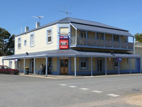 Port Wakefield Hotel - Accommodation Melbourne