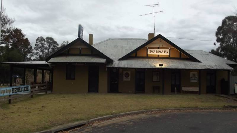 Linga Longa Inn - Accommodation Melbourne