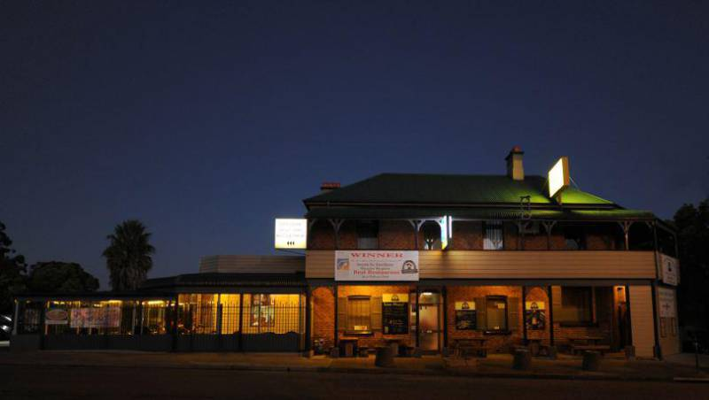 Bushrangers Bar  Brasserie - Accommodation Melbourne