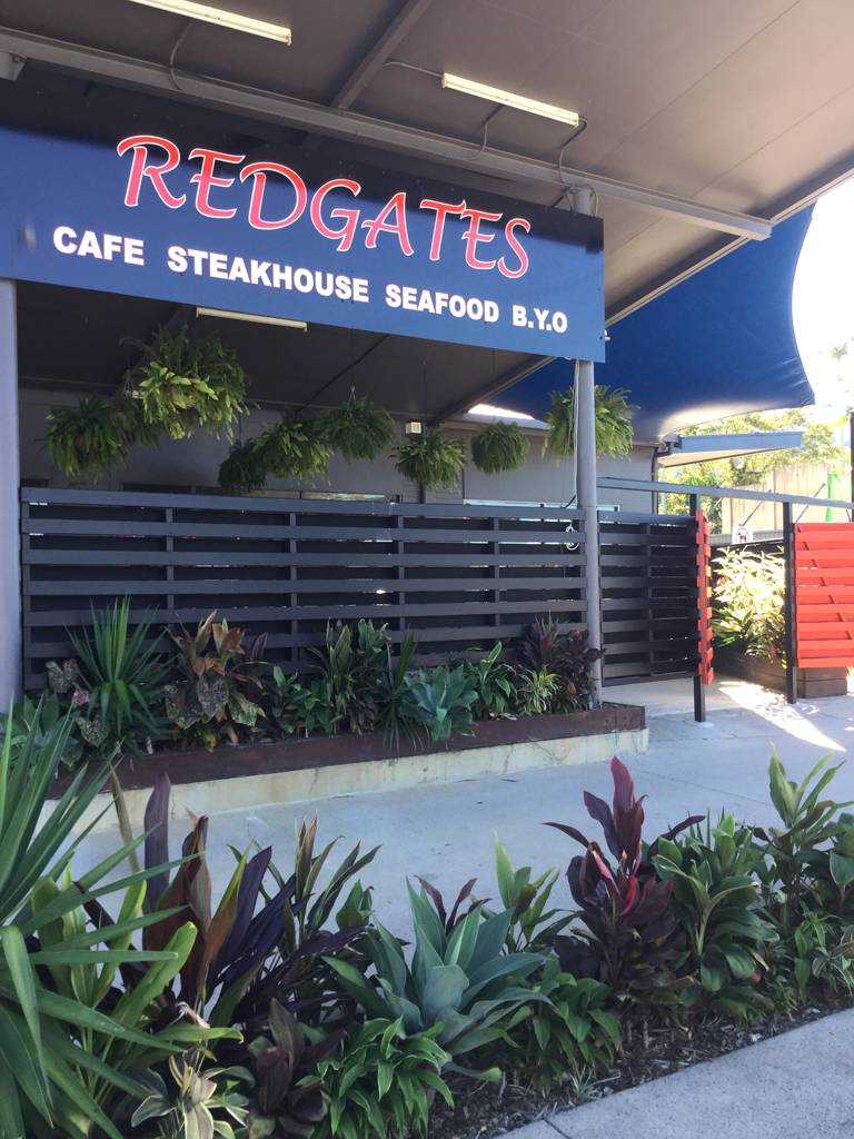 Redgates Caf Steakhouse Seafood - Accommodation Melbourne