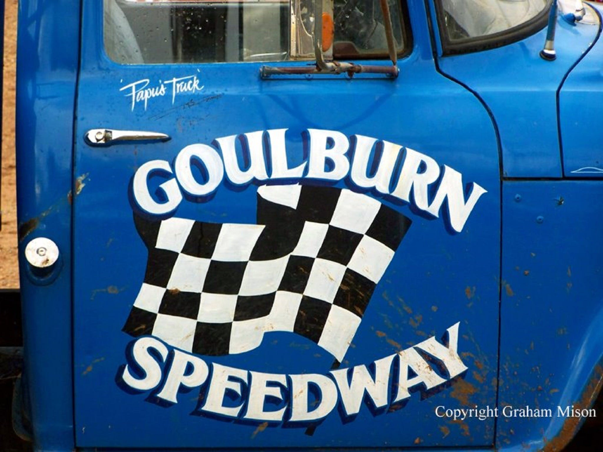 50 years of racing at Goulburn Speedway - Accommodation Melbourne