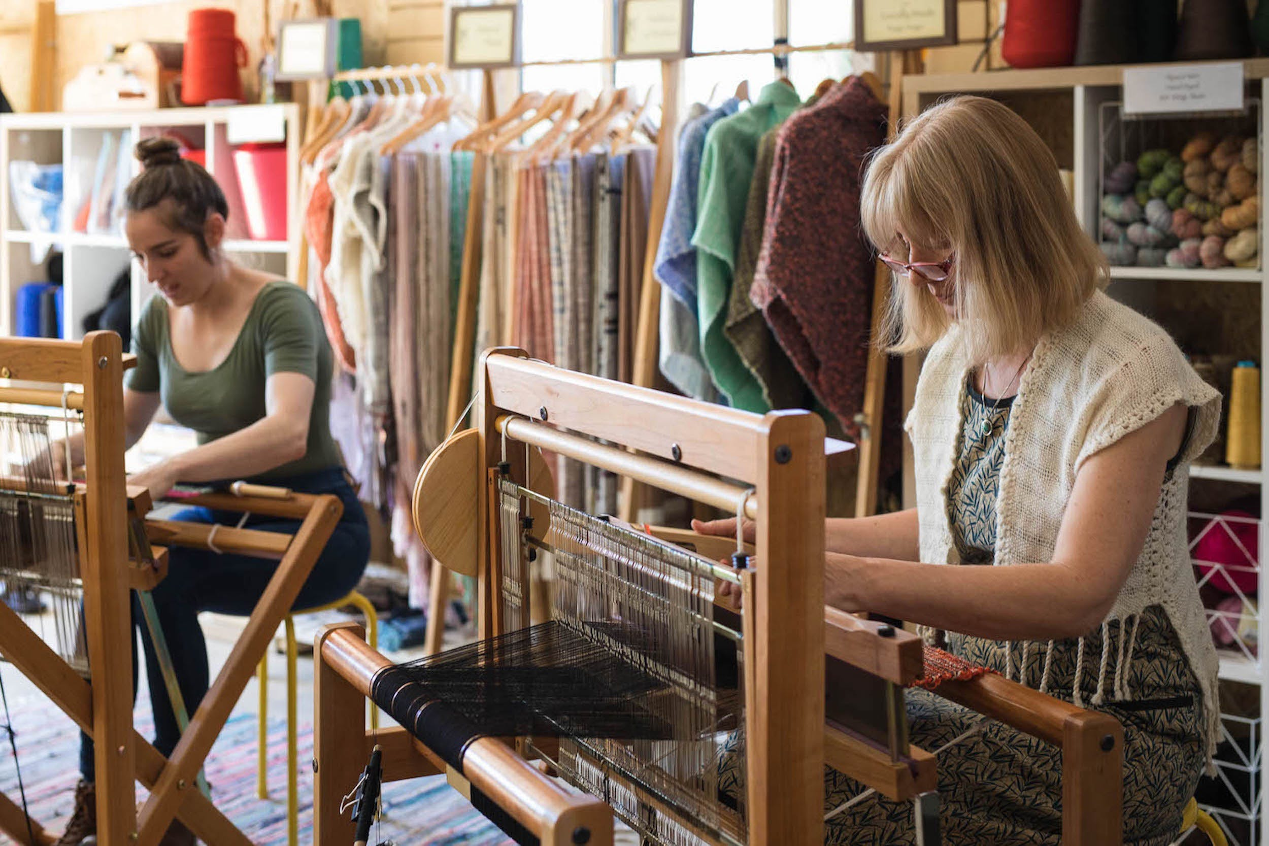 An Introduction to Weaving - Accommodation Melbourne