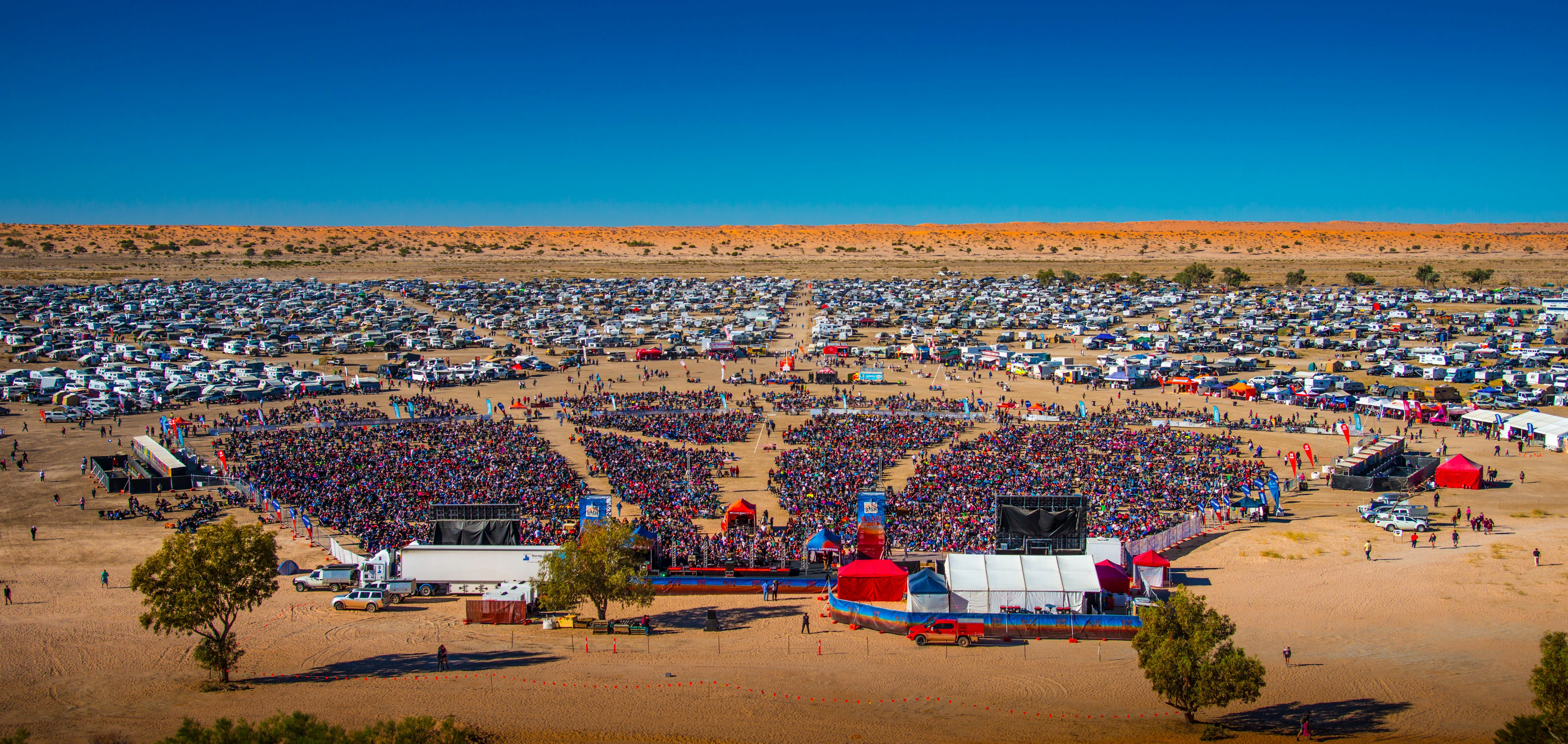 Birdsville Big Red Bash - Accommodation Melbourne