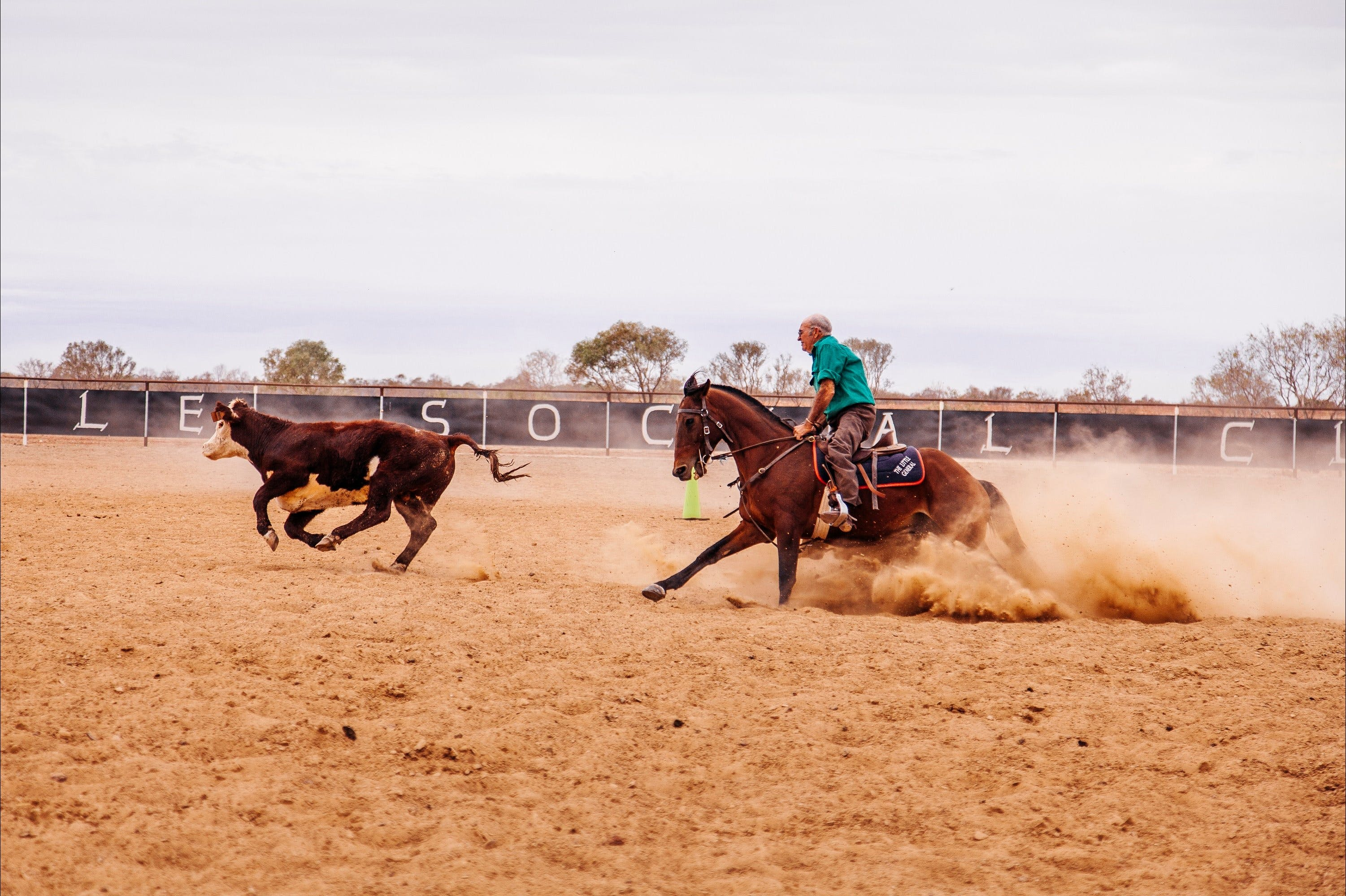 Birdsville Campdraft  Rodeo and Bronco Branding - Accommodation Melbourne