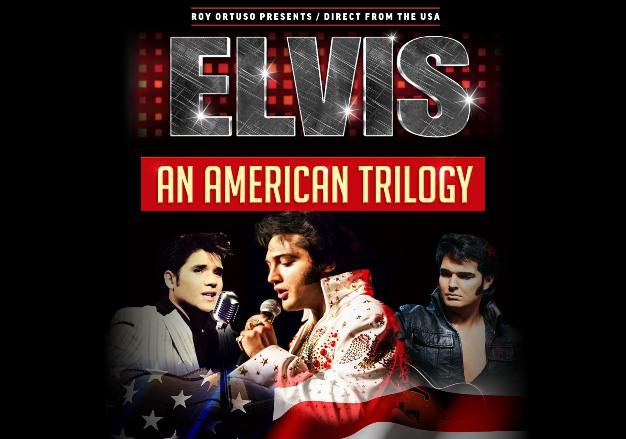 Elvis - An American Trilogy - Accommodation Melbourne