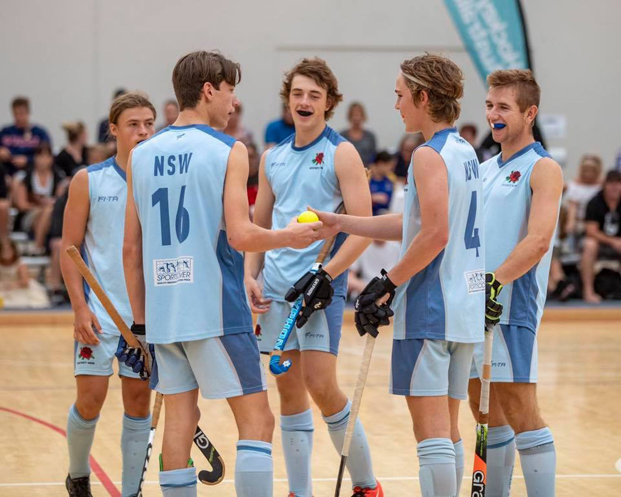 Hockey NSW Indoor State Championship  Open Men - Accommodation Melbourne