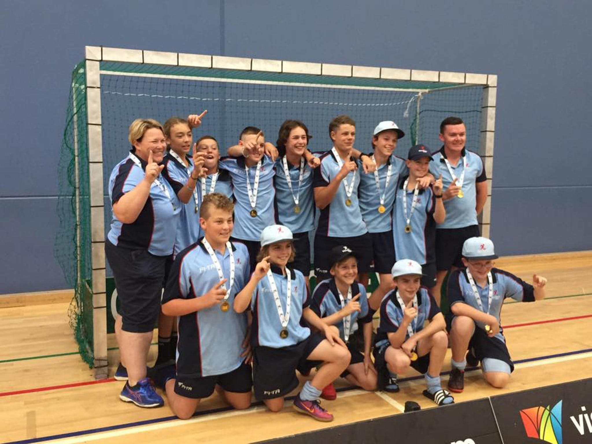 Hockey NSW Indoor State Championship  Under 18 Boys - Accommodation Melbourne