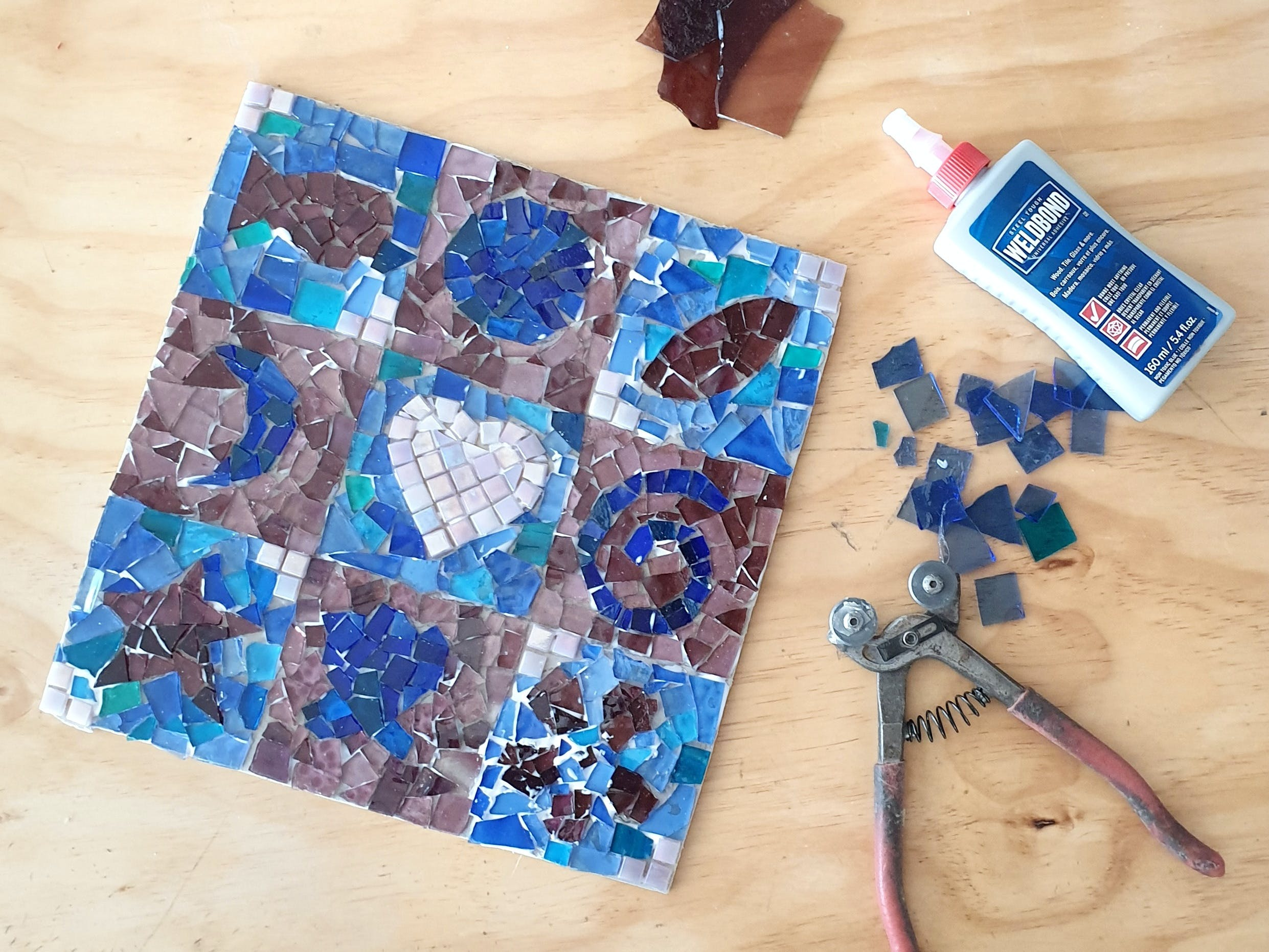 Intro to Mosaics Weekend with Leadlight By Ettore - Accommodation Melbourne