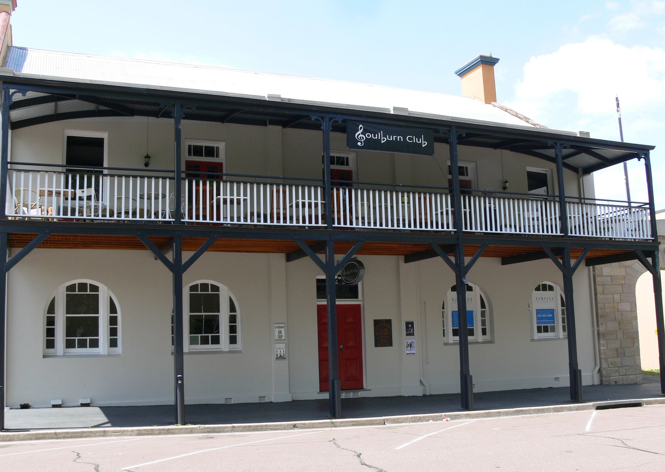 Open Mic Night at the Goulburn Club - Accommodation Melbourne