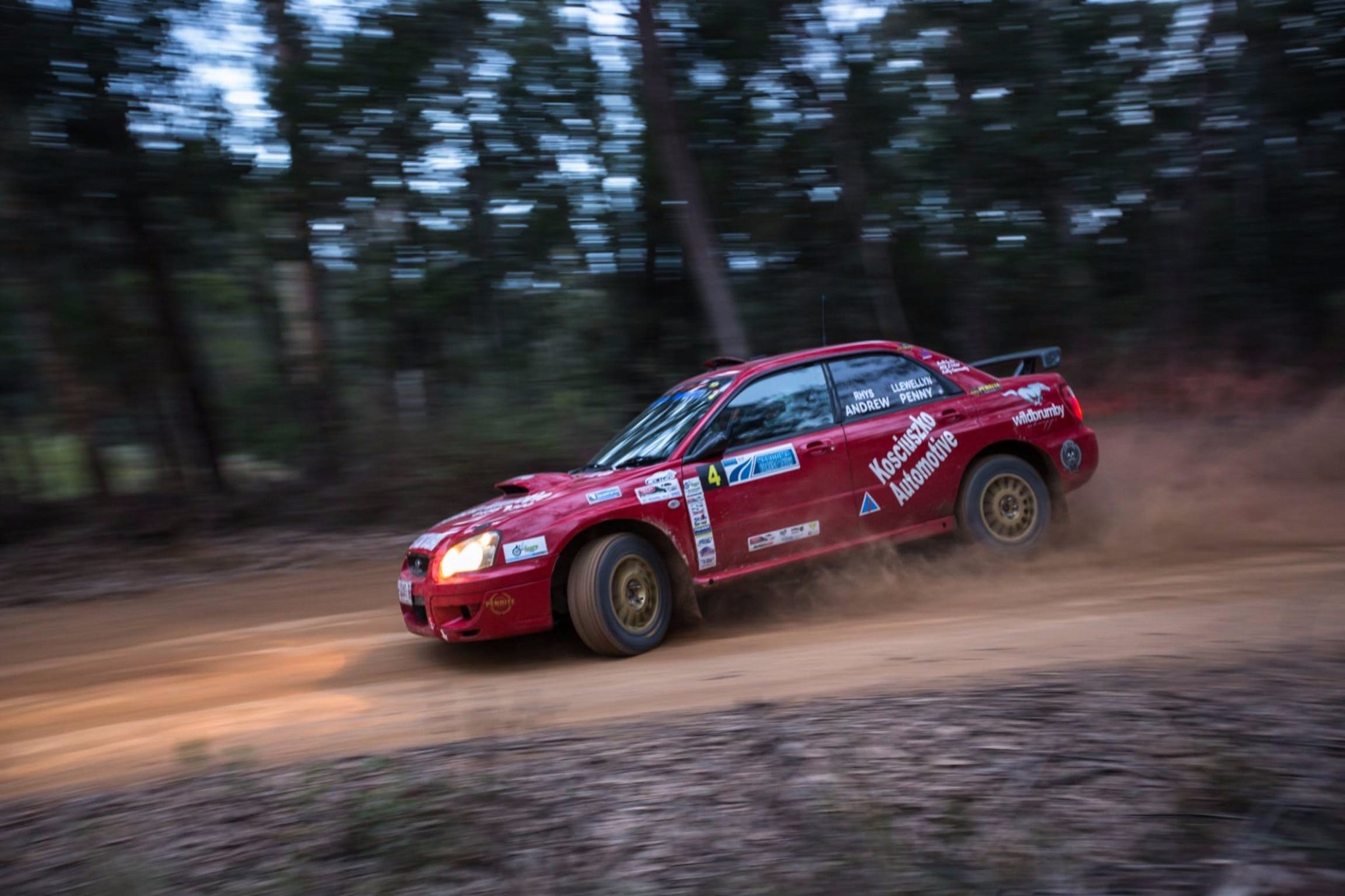 Narooma Forest Rally - Accommodation Melbourne