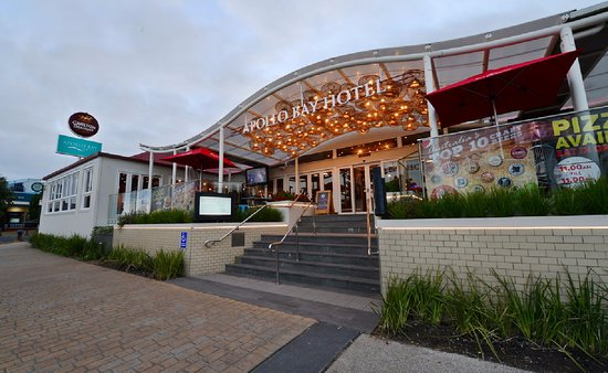 Apollo Bay Hotel - Accommodation Melbourne