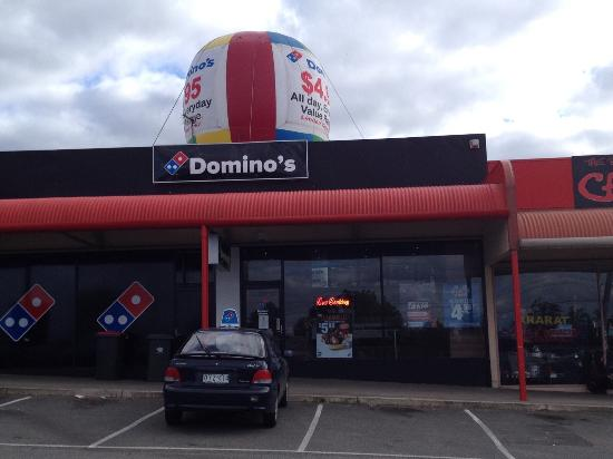 Domino's Pizza - Accommodation Melbourne