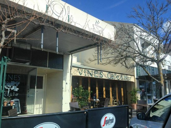 Vines Cafe  Bar - Accommodation Melbourne