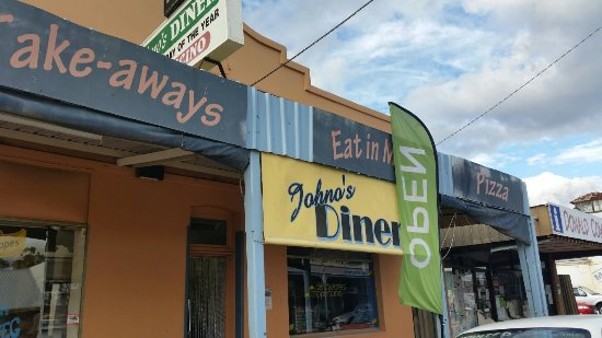 Johno's Diner - Accommodation Melbourne