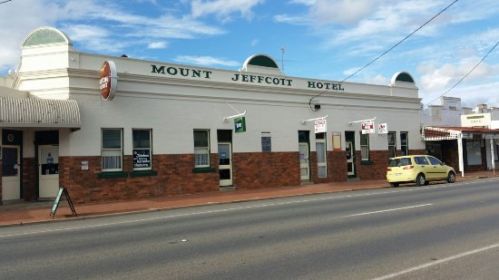 Mount Jeffcott Hotel - Accommodation Melbourne