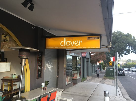 clover cafe - Accommodation Melbourne