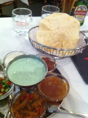 Surjit's Indian Restaurant - Accommodation Melbourne