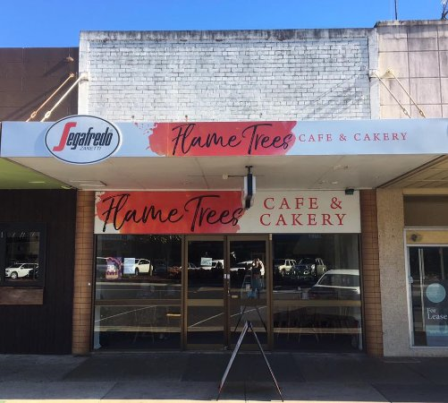 Flame Trees Cafe  Cakery - Accommodation Melbourne