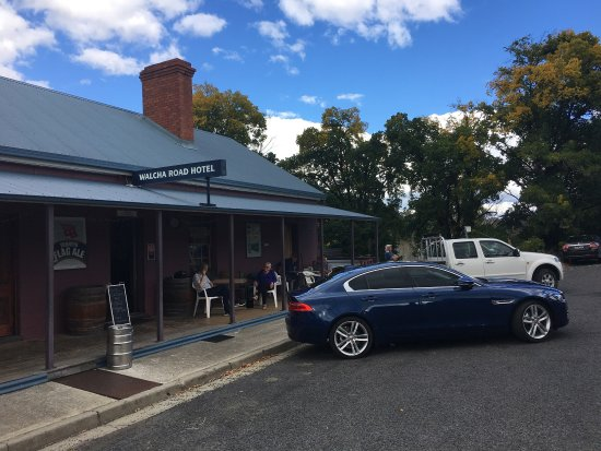 Walcha Road Hotel - Accommodation Melbourne