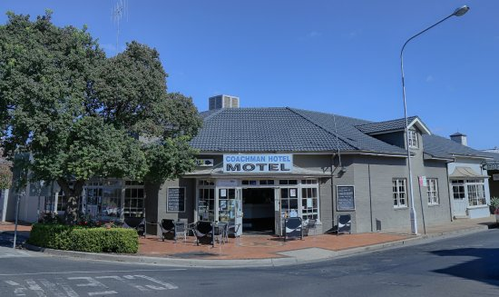 Coachman Hotel Motel - Accommodation Melbourne