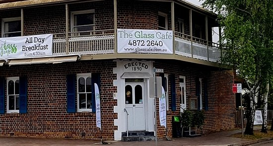The Glass Cafe - Accommodation Melbourne