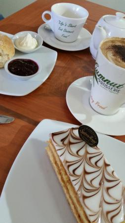 Gumnut Patisserie - Accommodation Melbourne
