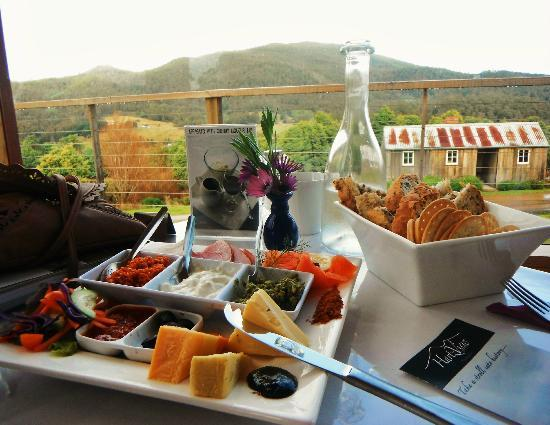 Hartzview Vineyard Cafe - Accommodation Melbourne