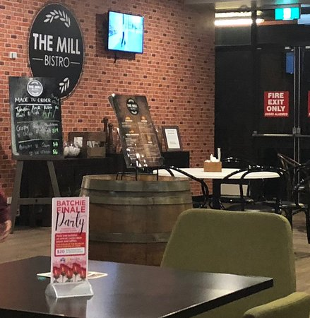The Mill Bistro - Accommodation Melbourne