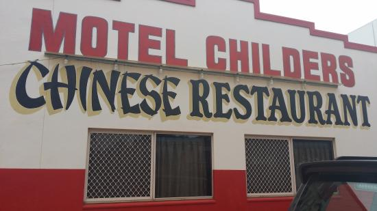 Childers Chinese Restaurant - Accommodation Melbourne