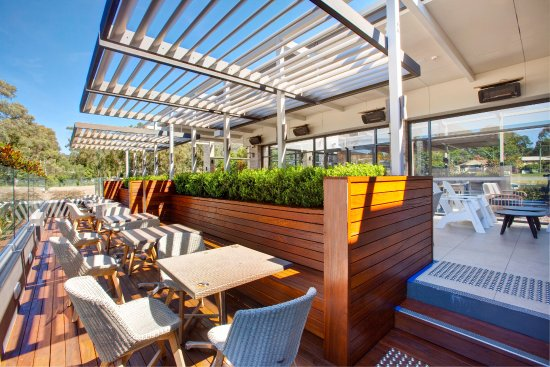 Ironstone Bar  Dining - Accommodation Melbourne