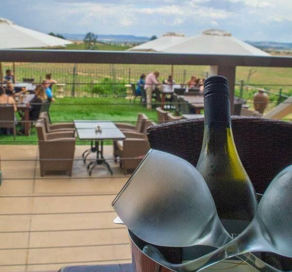 Cottontails Restaurant and Winery - Accommodation Melbourne