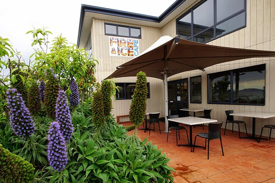 Fire  Ice Cafe - Accommodation Melbourne