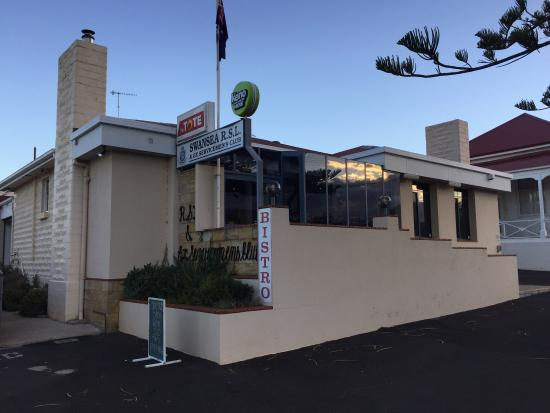 Swansea RSL Bistro - Accommodation Melbourne