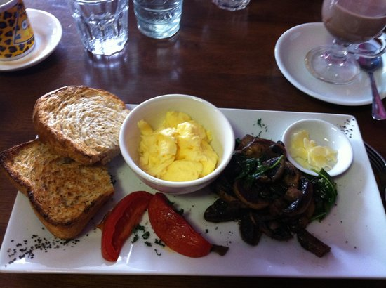 Cafe Portico - Accommodation Melbourne